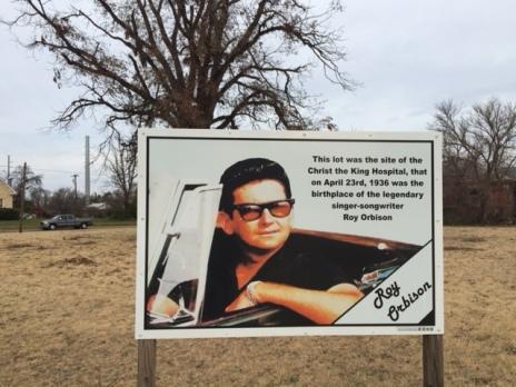 Roy Orbison Vernon
